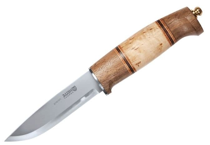 Helle Harding Bushcraft Knife