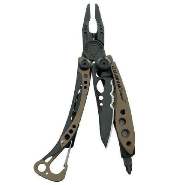 Leatherman Skeletool Multi Tool - Coyote Brown