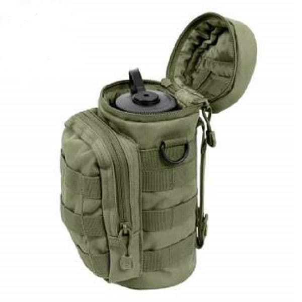 MOLLE Compatible Water Bottle Pouch - Perfect for a TBS 1 litre Water Bottle