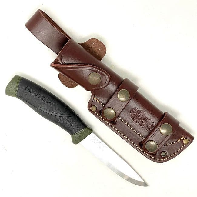 Mora Knife with TBS Multi Carry Sheath - Wide choice of Mora Knives available