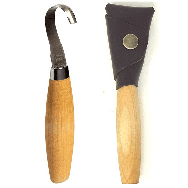NEW Mora 162 Double Edged Spoon/Bowl Carving Knife
