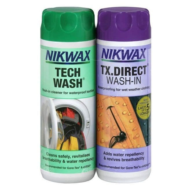 Nikwax Twin Tech Wash/TX Direct Wash In 300ml
