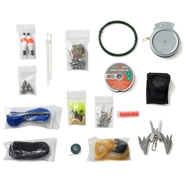 Off Grid Tools Fishing & Hunting Kit