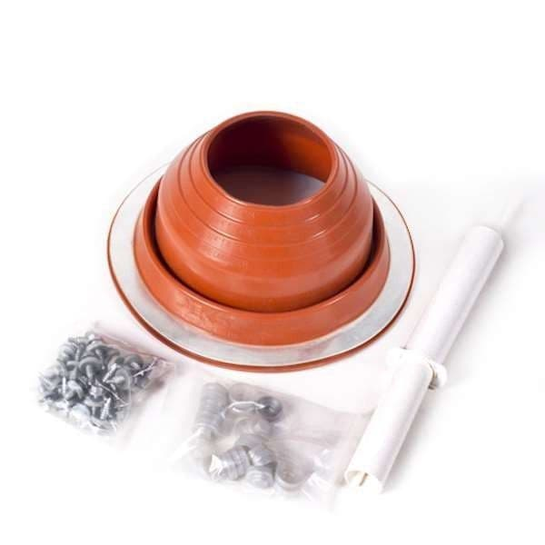Petromax Loki Stove Flashing Kit - A choice for tents or sheds