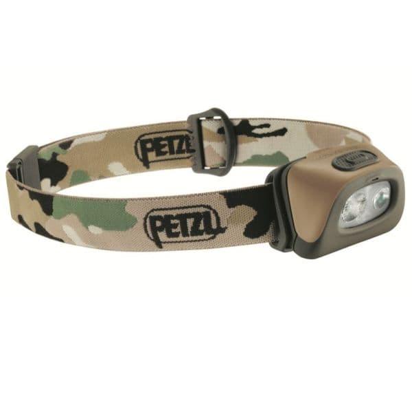Petzl Tac Tikka RGB Head torch
