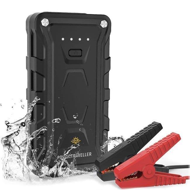 Powertraveller Redstart 50 Jump Starter Kit and Battery Pack