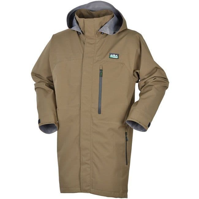 Ridgeline Evolution Jacket - A Full Zip Monsoon Smock
