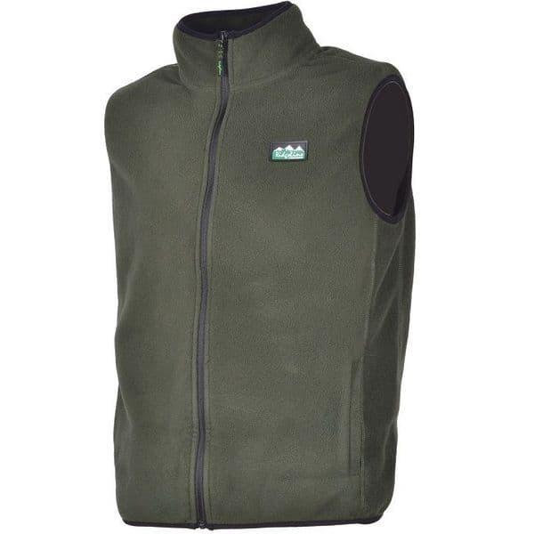 Ridgeline Heathland Fleece Gilet (Vest)