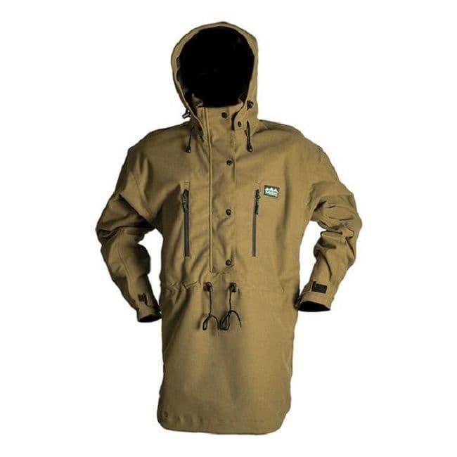 Ridgeline Ladies Monsoon Classic Waterproof Smock Anorak - Teak