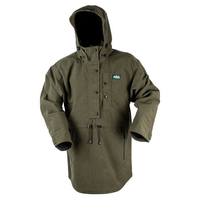 Ridgeline Monsoon Classic Waterproof Smock Anorak - Field Olive