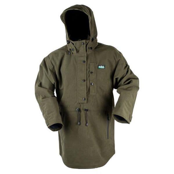 Ridgeline Monsoon Classic Waterproof Smock Anorak - Field Olive