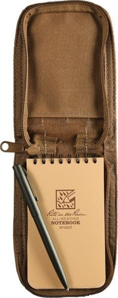 Rite in the Rain Top Spiral Notebook with Cover & Pen