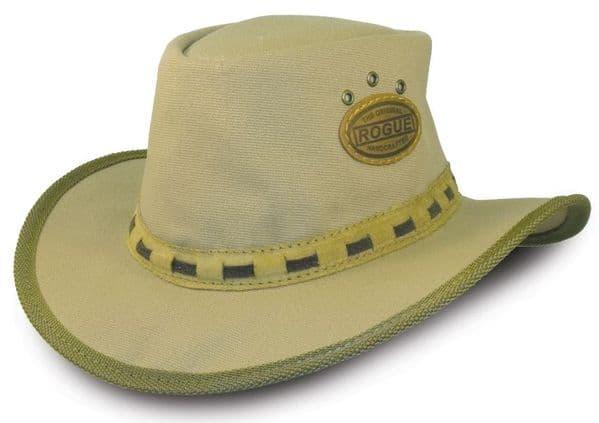Rogue Canvas Hat - Khaki