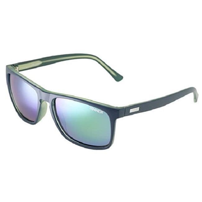 Sinner Oak Sunglasses - Blue