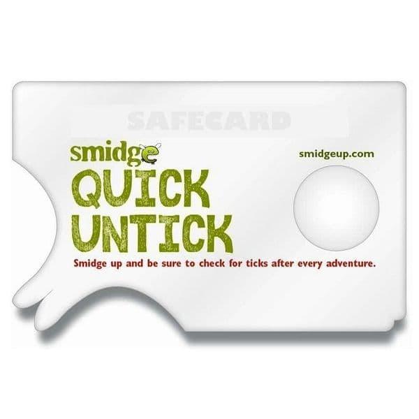 Smidge Quick Untick Card