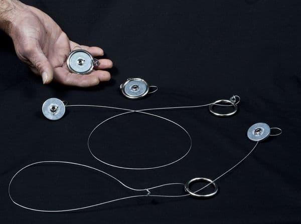 Snare-Vival Trap Pocket Snare