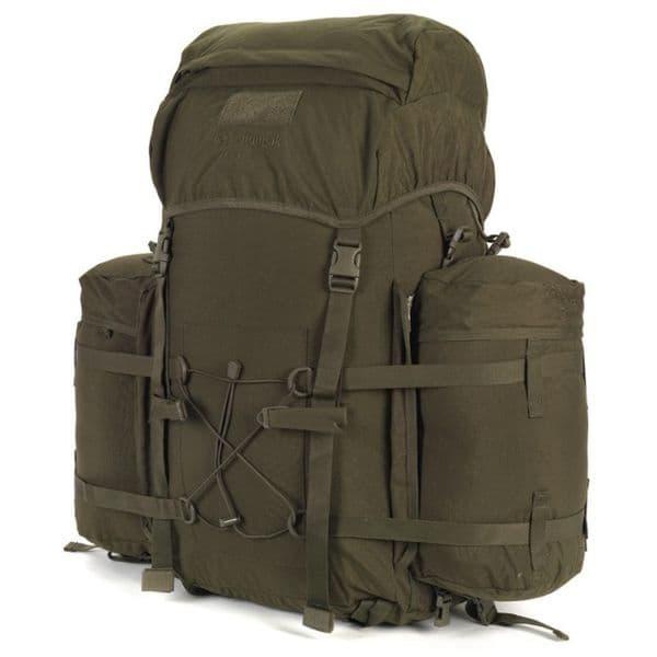 Snugpak Bergan - 70 & 100 litre rucksack in one package