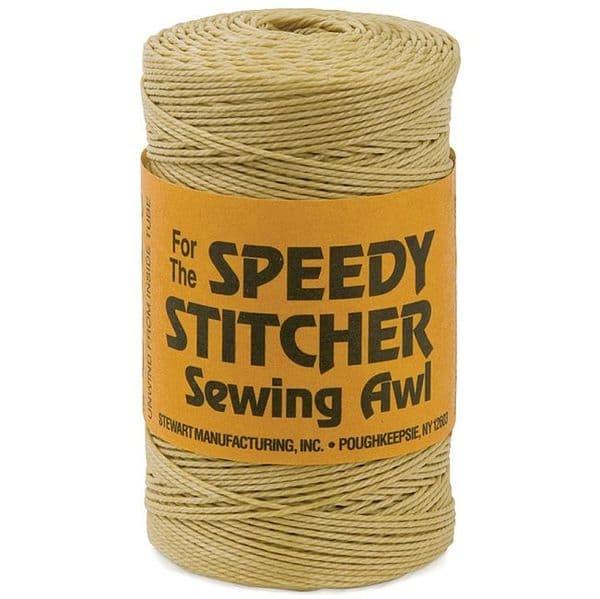 Speedy Stitcher Fine Waxed Thread - 180 yards
