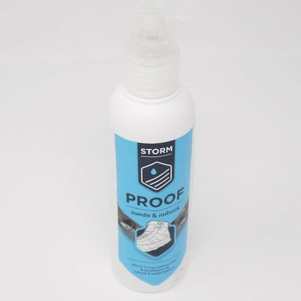 Storm Suede and Nubuck Spray Proof