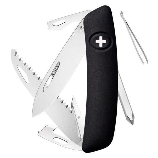 Swiza D06 Multi Function Folding Knife