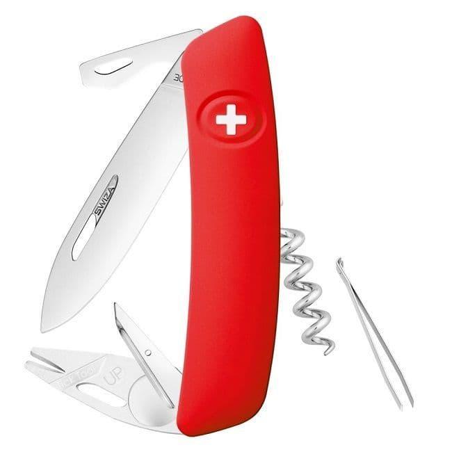 Swiza TT03 Multi Function Folding Knife - Built in Tick Tool