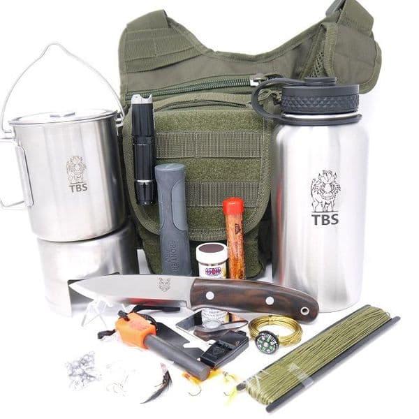 TBS Go Bag Survival Kit