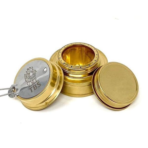 TBS Trangia Type Brass Alcohol Meths Burner