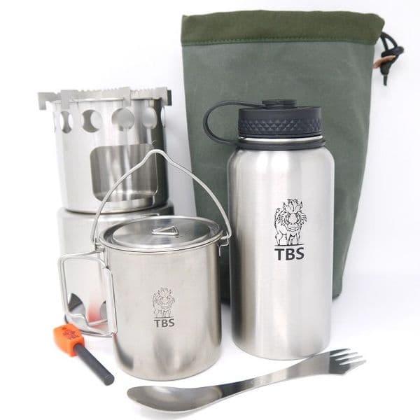 TBS Wilderness Salamander Cook Kit