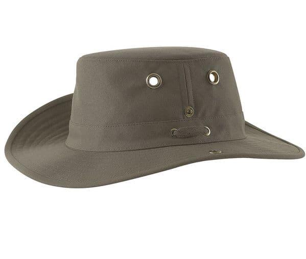Tilley T3 Cotton Duck Hat - Olive