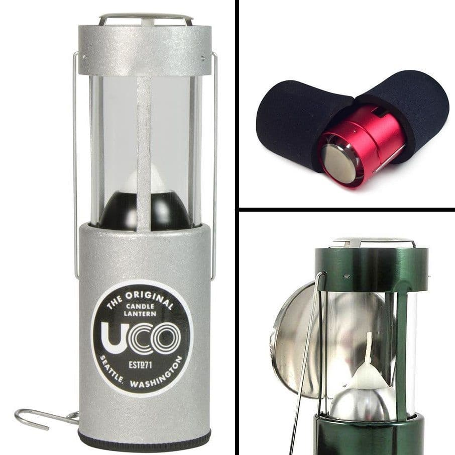 UCO 9 hour Candle Lantern Kit - Original