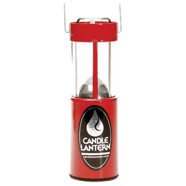 UCO 9 hour Candle Lantern - Red