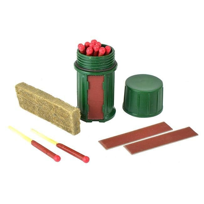 UCO Stormproof Firestarting Kit