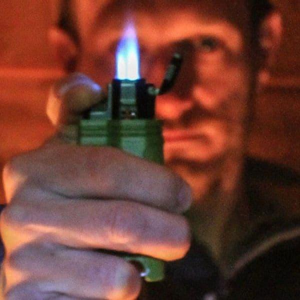UCO Stormproof Lighter  with Bottle Opener