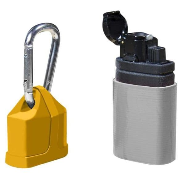 UCO Stormproof Torch with Utility Tape