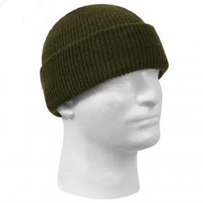 US Wool Watch Cap