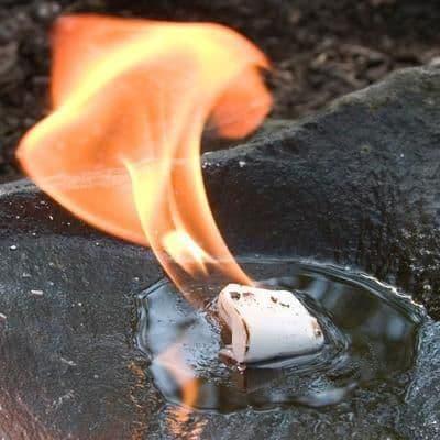 UST Ultimate Survival Wet Fire Tinder