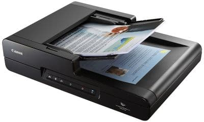 Canon DR-F120 Document Scanner | Free Delivery | www.bmisolutions.co.uk