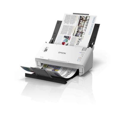 Epson Workforce DS-410  A4 Scanner | Free Delivery  | https://www.bmisolutions.co.uk