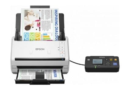 Epson WorkForce DS-530N Document Scanner | Free Delivery | https://www.bmisolutions.co.uk