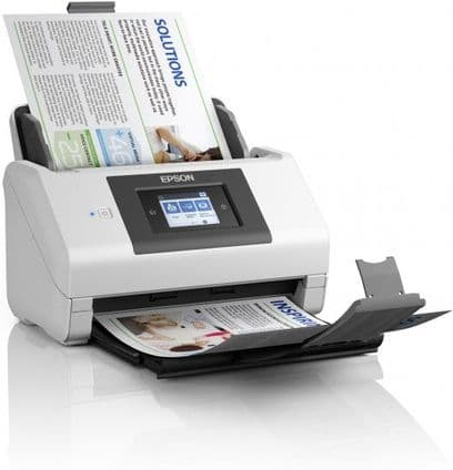 Epson WorkForce DS-780N Network Scanner | Free Delivery |https://www,bmisolutions.co.uk
