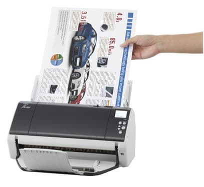Fujitsu fi-7460 Document Scanner | PA03710-B501 | https://www.bmisolutions.co.uk