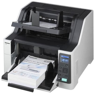 Panasonic KV-S8147 Document Scanner | Free Delivery | https://www.bmisolutions.co.uk