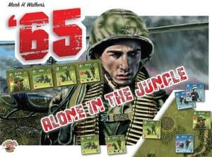 '65: Alone in the Jungle Solitaire Expansion
