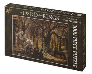 1000 Piece Jigsaw - Lord of the Rings