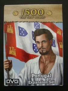 1500 : The New World - Portugal Expansion