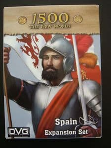 1500 : The New World - Spain Expansion