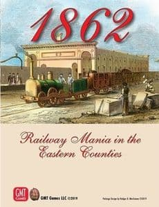 1862 : Railway Mania in the Eastern Counties