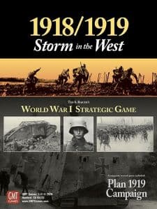 1918/1919 Storm in the West