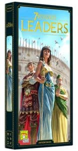 7 Wonders 2nd Edition : Leaders Expansion
