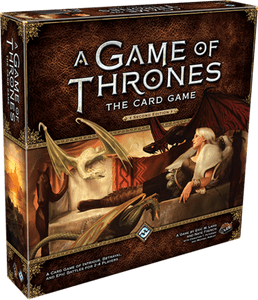 A Game of Thrones : The Card Game (Second Edition)